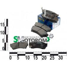 Колодки тормозные передние (комплект 4шт) Sangsin
