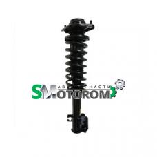 Амортизатор передний правый (пружина+опора+стойка в сборе) (газ-масло)