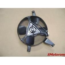 Вентилятор кондиционера (прямоугольный, с диффузором)