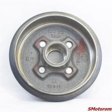 Барабан тормозной задний (под двухрядный подшипник, d=42мм) CK2