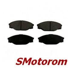 Колодки тормозные передние (4х2) (комплект 4шт)