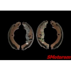Колодки тормозные задние (комплект 4шт) Nipparts