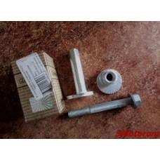 Втулка, болт, гайка развальная задней подвески (комплект) (передний привод)