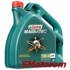 Масло моторное CASTROL Magnatec 10W40 4L