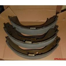 Колодки тормозные задние (4х4) (комплект 4шт)