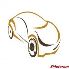 Колпак колеса (литой диск 5 спиц) заглушка ступицы
