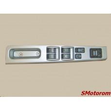 Блок кнопок управления стеклоподъемниками водительский