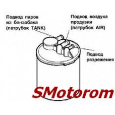 Абсорбер паров бензина (сепаратор паров, топливный)