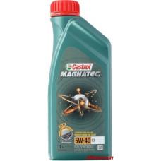 Масло моторное CASTROL Magnatec 5W40 1L