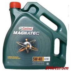 Масло моторное CASTROL Magnatec 5W40 4L