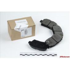 Колодки тормозные передние (комплект 4шт) Nipparts