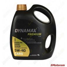 Масло моторное DYNAMAX PM ULTRA 5W40 4L