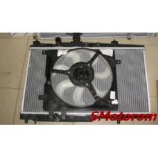 Вентилятор радиатора охлаждения (в сборе) (с диффузором)