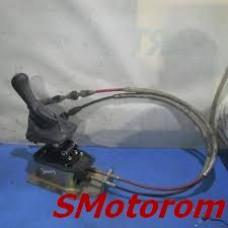 Кулиса КПП с тросами (механизм переключения передач в сборе)
