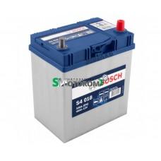 Автомобильный аккумулятор Bosch 6ST-40 S4 018