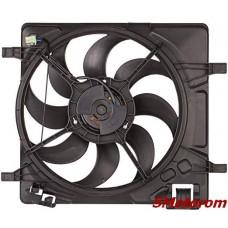 Вентилятор (дифузор) двигателя