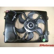 Вентилятор радиатора охлаждения (с диффузором)