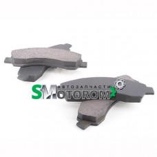 Колодки тормозные передние (комплект 4шт)