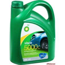Масло моторное BP VISKO 5000 5W40 4L